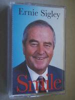 Ernie Sigley - Smile 1998 Tape Cassette