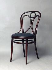 Thonet Stuhl No 19    Jugendstil Sessel Leder