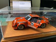 1/18 Exoto Porsche 934 #25 Jagermeister Nurburgring 1000Km 1976 Kelleners Stenze