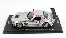 Spark Modellauto 1:43 Mercedes-Benz SLS AMG GT3 2010 738