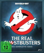 THE REAL GHOSTBUSTERS - COMPLETE SERIES  -  Blu Ray - Sealed Region B