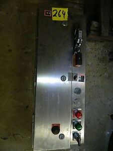 Cutler Hammer ECN1814CKC Ser A1 Motor Starter Enclosure H5D9 AN16DN0 Used