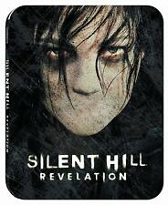 SILENT HILL REVELATION (2012) BLU RAY HORROR FILM STEELBOOK EXCLUSIVE NEW RB