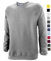 New Russell  Dri-Power Crewneck Sweatshirt  ADULT Sizes WAS 24.95