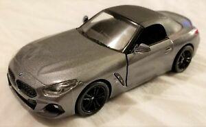 Kinsmart - 1:34 Scale Model BMW Z4 Gray (BBKT5419DG)