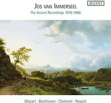 M. Clementi / W. Moz - Jos Van Immerseel - Accent Recordings 1979-1986 [New CD]