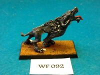 Warhammer Fantasy - Chaos Warhound Painted - Metal WF92