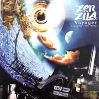 Zen Zila ‎CD Single Voyager - Promo - France (EX/EX+)