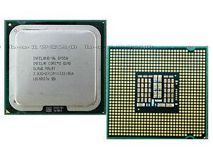 Intel Core 2 Quad Q9550 2.83 GHz 12M 1333 MHz LGA 775 CPU Processor