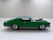 JOHNNY LIGHTNING - SUPERCHARGED 1968 CHEVROLET CHEVELLE - (LOOSE)