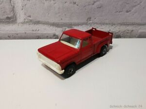 Matchbox  Series #6 Ford Pick-Up rot Made in England #36625# #ML#
