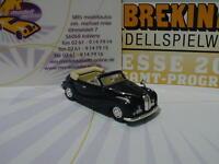 "Brekina 24500 - BMW 502 Cabrio Bj.1952-1964 "" stahlblau "" 1:87 Resine Kleinserie"