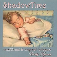 Shadow Time Nyman, Emily Audio CD