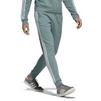 Adidas Originals Men's 3-Stripe Pants Vapour Steel DV1552 NEW