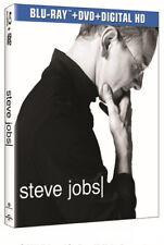 Steve Jobs [New Blu-ray] With DVD, UV/HD Digital Copy, 2 Pack, Digitally Maste