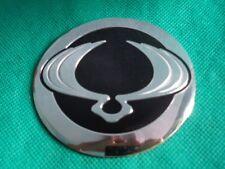 ssangyong rexton front hood emblem 2001-12 new METAL