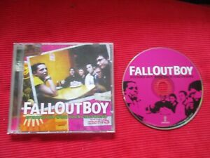 FALL OUT BOY EVENING OUT WITH YOUR GIRLFRIEND 2005 UPRISING 9 TRACK CD