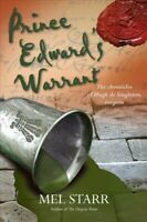 Prince Edward's Warrant, Paperback by Starr, Mel, Brand New, Free shipping in...