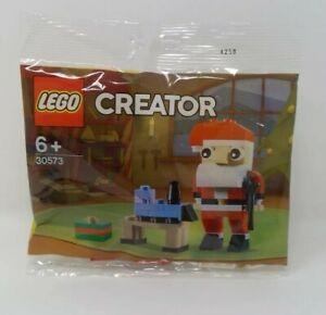 LEGO 30573 Creator Santa Father Christmas Poly Bag