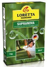 Loretta Supranova 1 kg für ca. 50 m²  Rasensamen, Grassamen