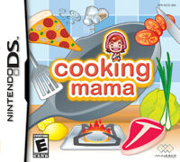 Cooking Mama - Nintendo DS Game - Game Only