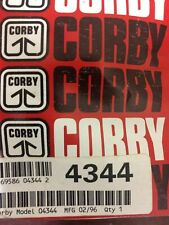 CORBY DATA CHIP READER 4340 SERIES