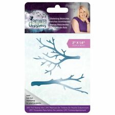 Sara Davies Enchanted Christmas Collection - Foil Stamp Die Glistening Branches