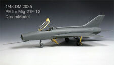 Dreammodel 1/48 2035 MiG-21F-13 MiG-21 Update Detail PE for Trumpeter