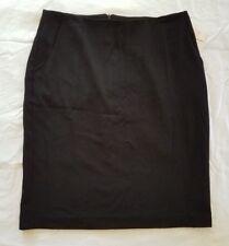 JW Women's Skirt Black Size 8 NWT Career