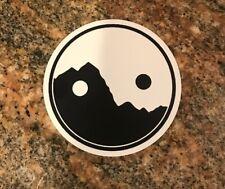 Gnu Snowboard Sticker - Snowboarding Skiing Mountain Sports