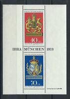 Allemagne Fédérale Bloc N° 8** (MNH) 1973 - Congrès des philatélistes à Munich