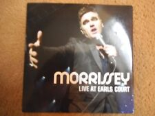 MORRISSEY Live at Earls Court rare full album Promo CD 2005 The Smiths