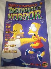 Bart Simpson's Treehouse Of Horror 9th Issue (2006) Softcover Unique Edition