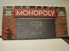 MONOPOLY ALLIED Canada First 10 Years  EDITION  - New Sealed RARE!! shrinkwrappd