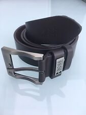 Hugo Boss Men's Leather Belt 34-40""