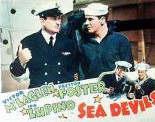 Sea Devils - 1937 - Victor McLaglen Ida Lupino Benjamin Stoloff Vintage b/w DVD