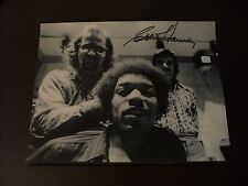 Eddie Kramer In Person Hand Signed Jimi Hendrix 10x8 Photo With Proof & COA #1