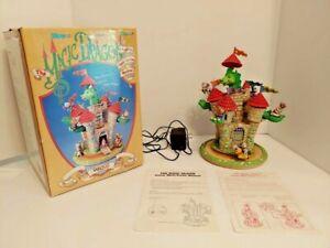 Enesco The Magic Dragon Deluxe Multi-Action Music box (Vintage in Original Box)