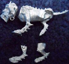 2003 chaos flesh hound of khorne un games workshop warhammer armée chien hell beast