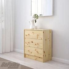 IKEA RAST Kommode mit 3 Schubladen Kiefer Massivholz Schrank Kleiderschrank  NEU