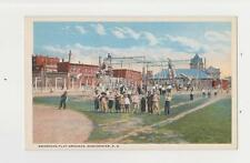 Manchester,NH.Amoskeag Play Ground,Hillsborough County,c.1918-30s