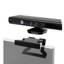 For XBOX 360 Kinect Sensor Bracket Clamp Cradle Holder Camera TV Clip Mount slim