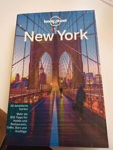 Lonely Planet New York von 2018