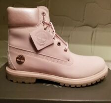 "TIMBERLAND WOMEN'S 6 INCH"" DOUBLE SOLE PREMIUM WATERPROOF BOOTS SHOES SIZE 10"