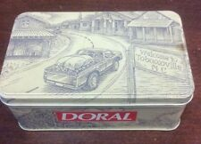 Doral Welcome to Tobaccoville NC 1996 Collectors Edition Tin