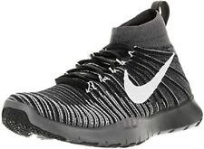 Nike Free Tr Force 833275-013 Men's Black Flyknit Sneaker Running Shoes US 10.5