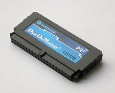 PQI 128mb IDE 40-pin Dom DISK ON MODULE SSD Flash dj0128m22rf0, Nuovo & IVA INCLUSA
