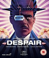Despair [Blu-ray] [1978] [DVD][Region 2]