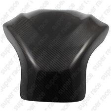 Stock Black Carbon Fiber Gas Tank Cover For Suzuki GSXR1000 K9 2009-2011 2010