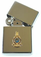 ROYAL MARINES COMMANDO  WINDPROOF CHROME PLATED LIGHTER